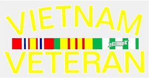 Vietnam-Veteran-Clear-Sticker-Outside-Decal-Car-Window-Military-Army-Navy