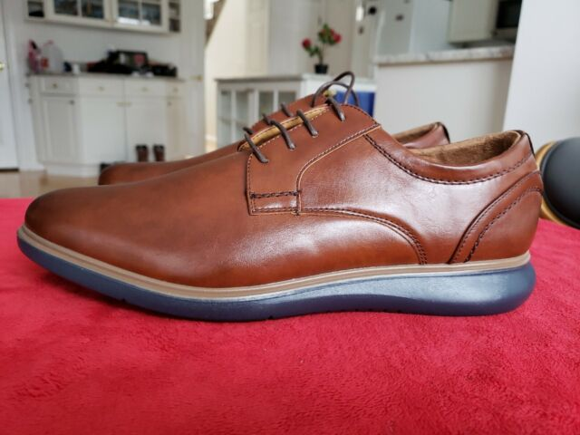 Casual Dress Shoes Brown Lace up