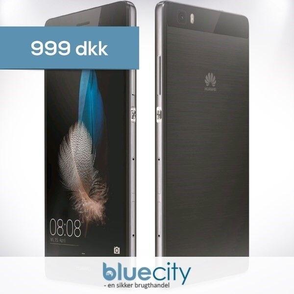 HUAWEI Huawei P8 Lite 16GB Sort, Huawei P8 Lite 16GB Sort