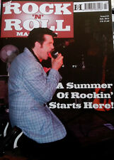 UK ROCK MAGAZINE Issue 123 July 2014 ROCKABILLY Robert Gordon Bernie Dexter