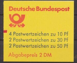 Deutschland-BRD-Michel-Nr-MH-22-I-ad-K1-mZ-postfrisch-600130
