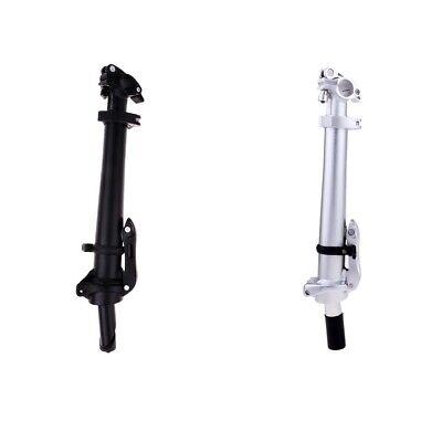 Universal Folding Bike Handlebar Stem W//Teeth Bicycle Adjustable Stem Riser