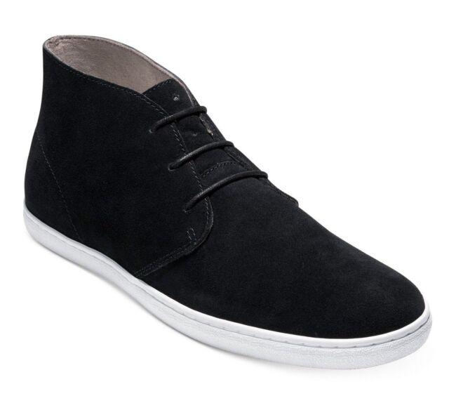 Men Sz 8m Chukka BOOTS Suede Shoes D15