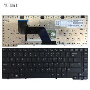 Genuine-Original-New-for-HP-Elitebook-8440P-8440W-US-keyboard-with-pointer