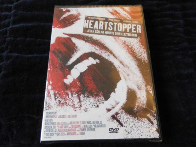 DVD HEARTSTOPPER, ovp, neu - FSK 18