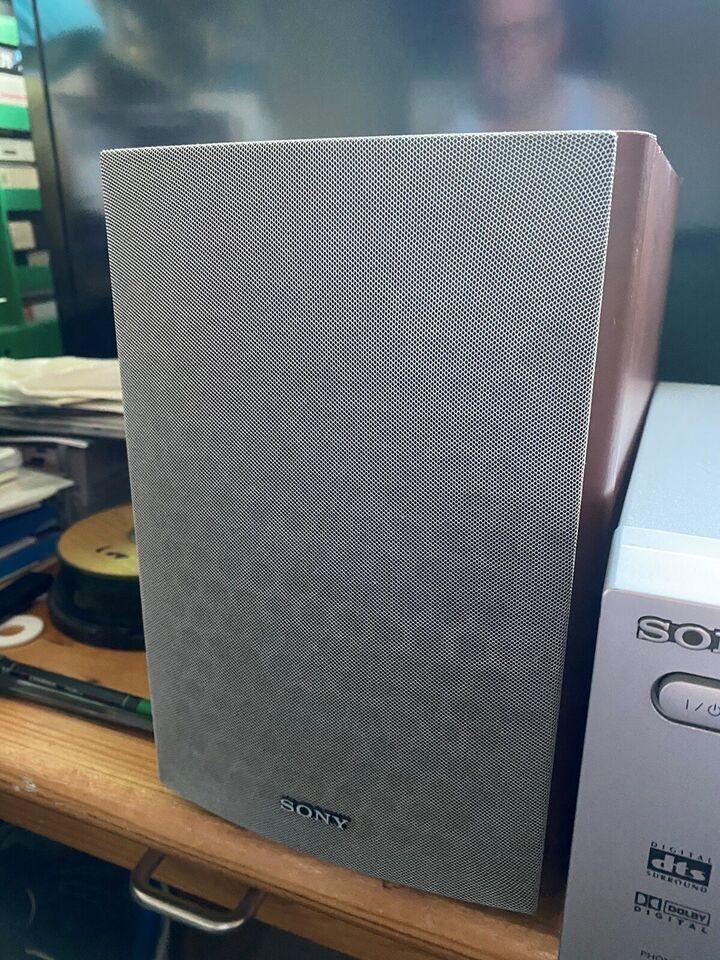 Sony, STR DE 485e, 5.1 kanaler