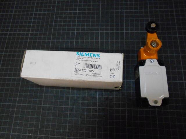 SIEMENS Positionsschalter 3SE2 120-1UW unbenutzt in OVP Typ
