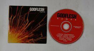 Godflesh-Hymns-UK-Adv-Cardcover-CD-2001-Industrial