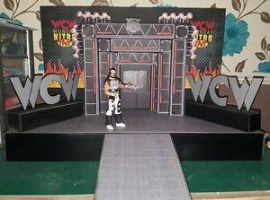 WCW-Nitro-entrance-stage-custom-made-for-wrestling-figures-wwe-wwf-ecw