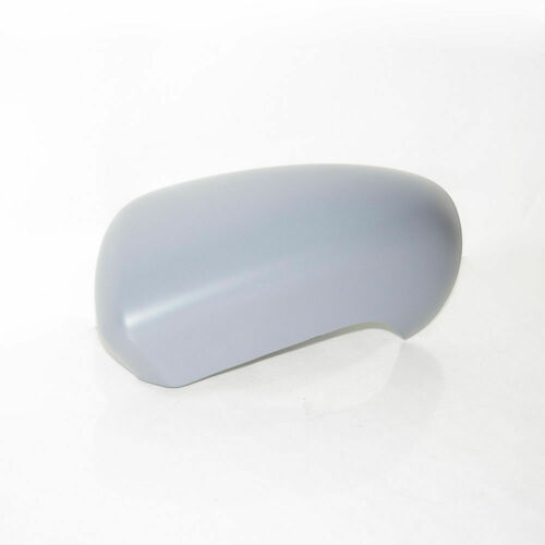 Left Driver Side Wing Mirror Cover Cap Casing Primed For Nissan Qashqai 2007
