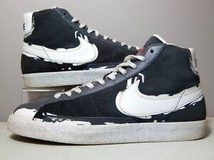 c3925b1c3 Image is loading Nike-Shoes-2009-Blazer-High-Brooklyn-Dodgers-Jackie-