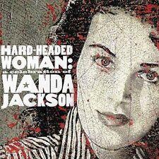 Hard-Headed Woman: A Celebration of Wanda Jackson by Various Artists (CD,...