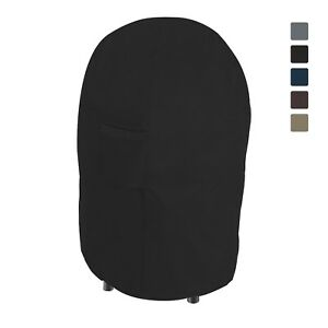 Round-Smoker-Cover-12-Oz-Waterproof-amp-Weather-Resistant-Smoker-Cover