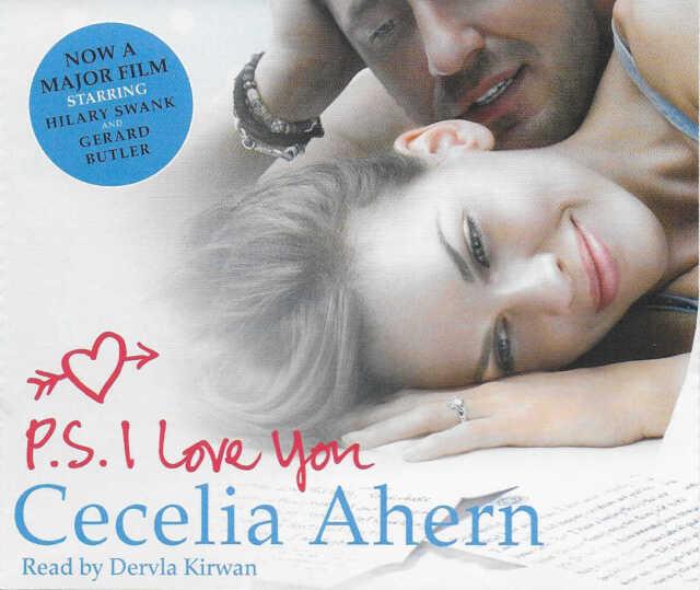 Cecelia Ahern P.S. I LOVE YOU - CD Audio Book Dervla Kirwan
