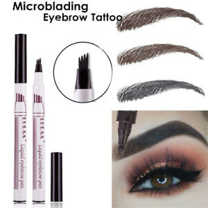 Micro-tatouage-crayon-a-sourcils-tete-stylet-impermeable-a-l-039-eau-embout-stylo