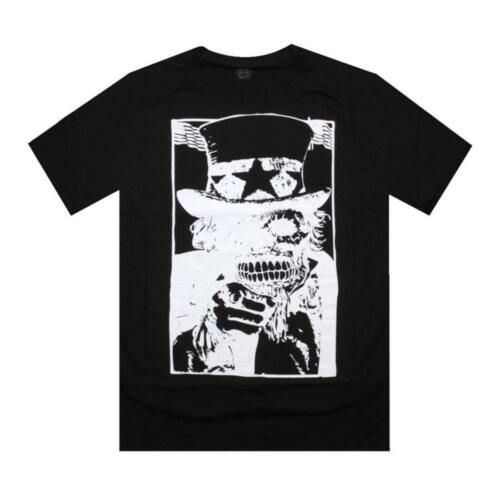 black 060702BLK $26.00 SSUR Uncle Sam Tee