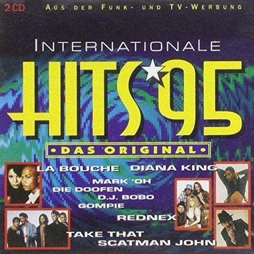 Hits '95-International | 2 CD | Technohead, Scooter, Das Modul, Mark 'Oh, E-r...