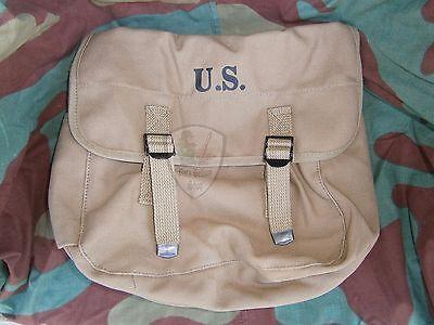 Tracolla tascapane tedesco borsa German quality breadbag sling WW2 Heer