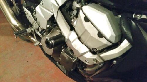 Protectores de choque para Kawasaki Z750 2007-2015 Marco Deslizadores Bobinas de setas