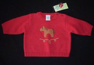 Gymboree Space Ship Sweater Size 2T 18-24 Months Gray Shuttle Rocket Baby Boys