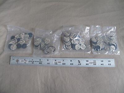 NEW Dremel Sanding Paper Discs 25 each 180 220 240 grit 75 #411 #412 #413
