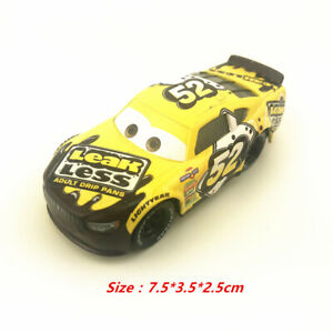 Cars 3 Toys 52 Leak Less Diecast Toy Car 1 55 Loose Kids Vehicle Speed Racer Ebay