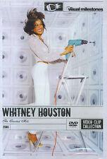Whitney Houston : The Greatest Hits (DVD)