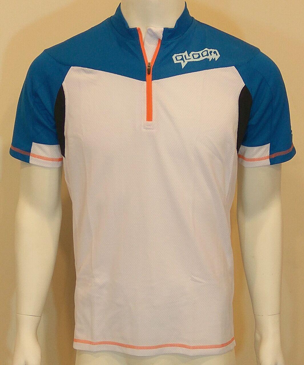 QLOOM NINGALOO short sleeves Training apparel Man White Cycling