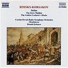 Nikolai Rimsky-Korsakov - Rimsky-Korsakov: The Snow Maiden, The Golden Cockerel, Mlada (1992)