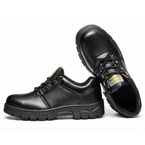 Safety Work Shoes Men/'s Steel Toe Waterproof Electrical Hazard Protection