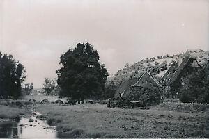 ALLEMAGNE c. 1940 - Maisons Pont de Pierre vers Rothenburg - DIV8392 yz7UI6JP-08015219-677541620
