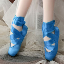 Dollmore BJD NEW Ballet Kid Doll Size Chaco Toe Shoes P.Blue