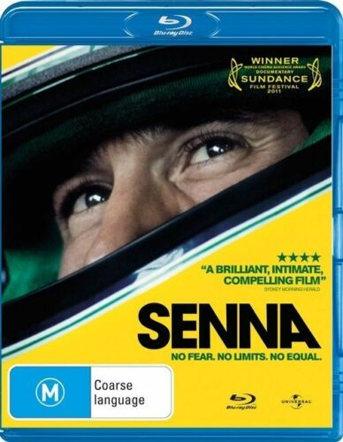 1 of 1 - Senna (Blu-ray, 2011)