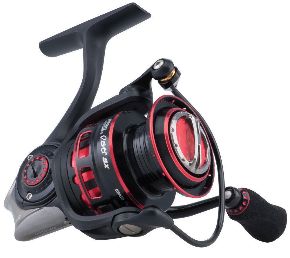 Abu Garcia REVO SX 2SX revosx revosx revosx Spin Fishing Reel - All Größes BRAND NEW 3d2852