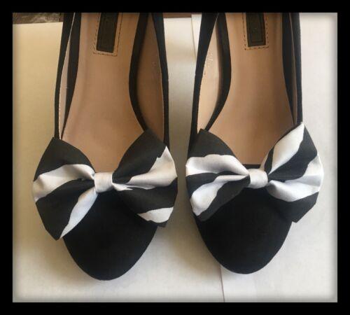Animal Print Bow Tie Shoes Brooch Headband Hairband Scarf Dress Fabric