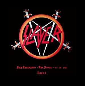 Slayer-San-Francisco-The-Stone-1985-Part-1-LP-NEU