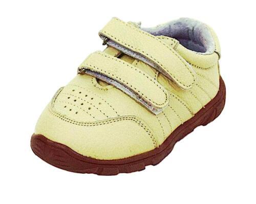 Kinder Leder-Schuhe Halbschuhe Lauflernschuhe  Sportschuhe Klettverschluss 19-24