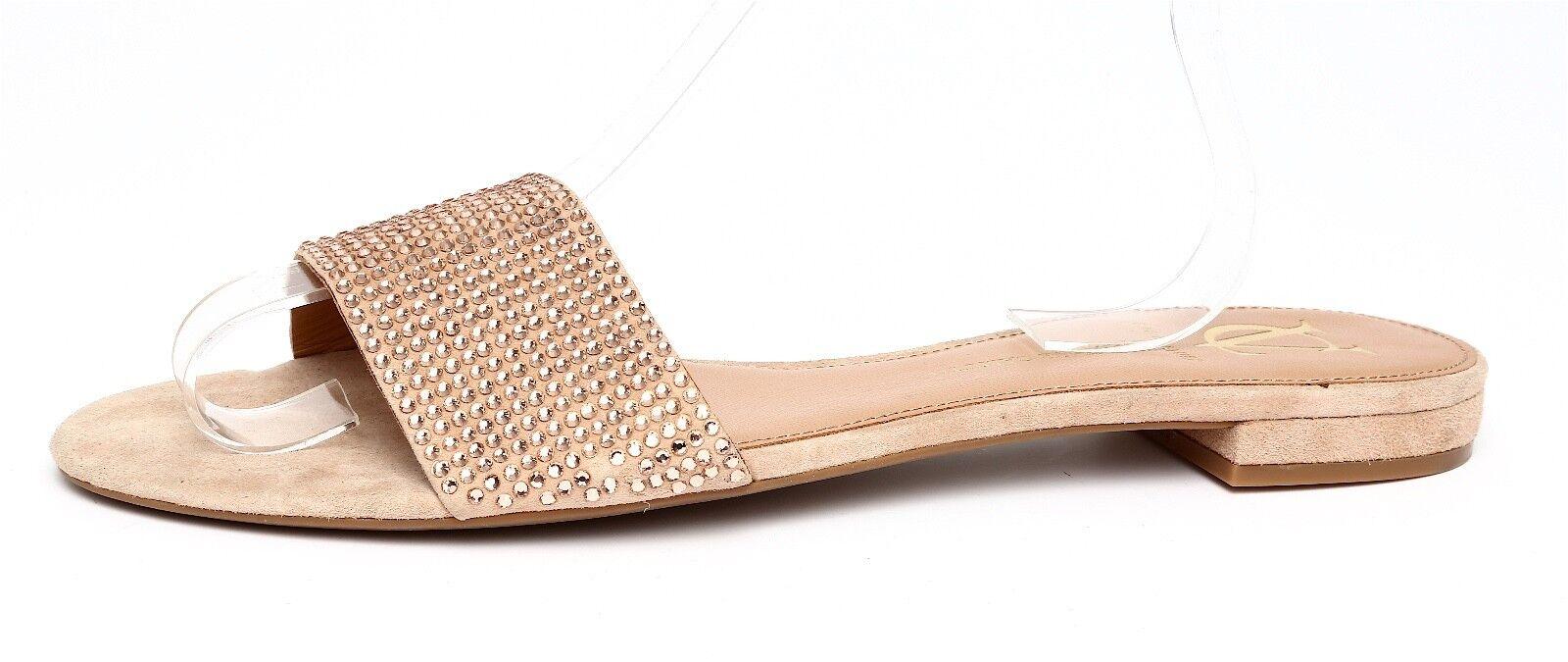 Vince Camuto Signature Sabley Women's Buff Sandal Sz 10M 1104