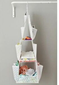 Genial Image Is Loading Ikea PLURING Hanging Storage With 3 Compartments White