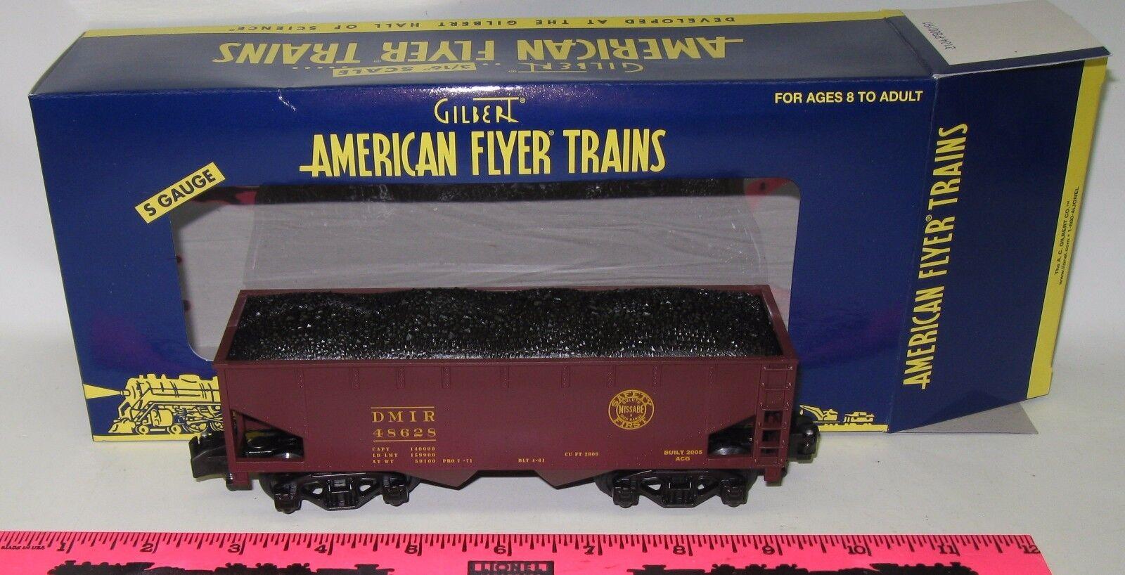 American Flyer  6-48628 Duluth, Missabe & Iron Range hopper