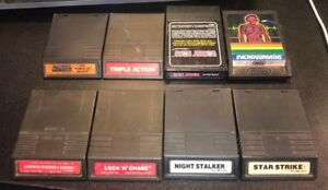 INTELLIVISION-LOT-Masters-of-the-Universe-Advanced-Dungeons-Dragons-Microsurgeon