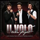 Il Volo Takes Flight: Live from the Detroit Opera House by Il Volo (Italy) (CD, Feb-2012, Geffen)