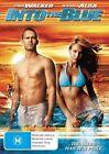 Into The Blue Movie DVD R4 Tyson Beckford