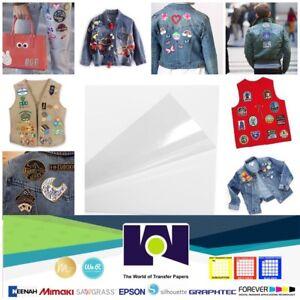 10-Hojas-de-doble-adhesivo-para-planchar-Papel-Bifaz-para-pegar-textiles