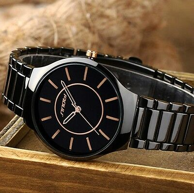 Luxury Elegant Wrist Watch Mens Ladies Japan Quartz Fahsion Watches
