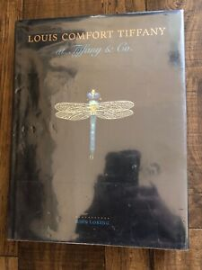 Louis-Confort-Tiffany-At-Et-Co-par-John-Loring-Couverture-Rigide-2002-Tout-Neuf