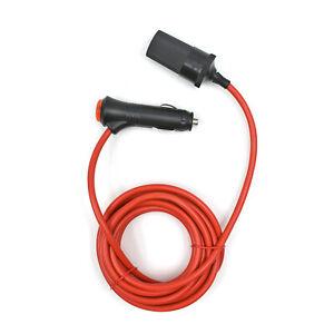 3-7M-12-24V-Heavy-Duty-Car-Charger-Extension-Cord-Cigarette-Lighter-Socket-Plug