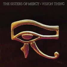 The Sisters of Mercy - Vision Thing - 4 LP Boxset + MP3 - Pre Order - 29/7