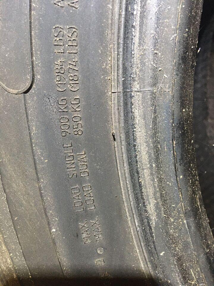 Anden dæktype, 195 / 70 / R15, 95% mønster