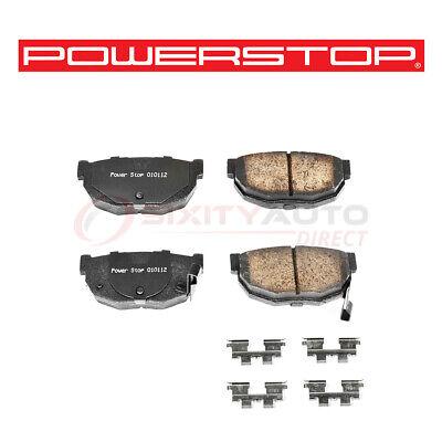 Rear Z17 Evolution Plus Brake Pads Power Stop 17-1594
